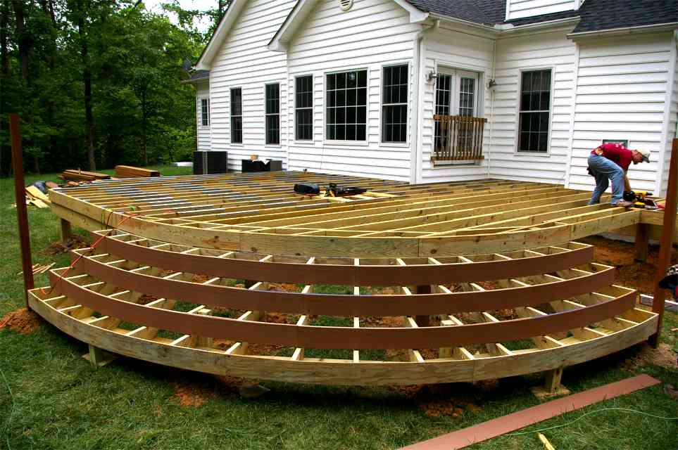 Space for Deck Building